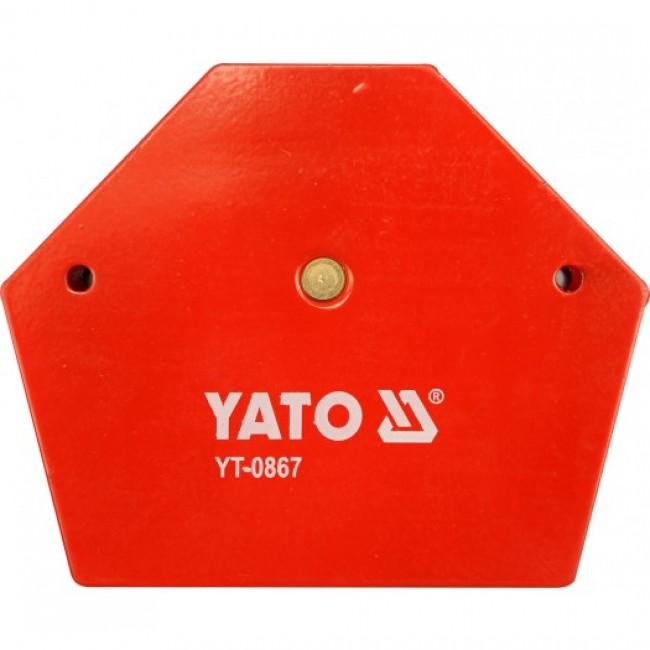 YT-0867 - Dispozitiv Magnetic Reglabil pentru Sudura
