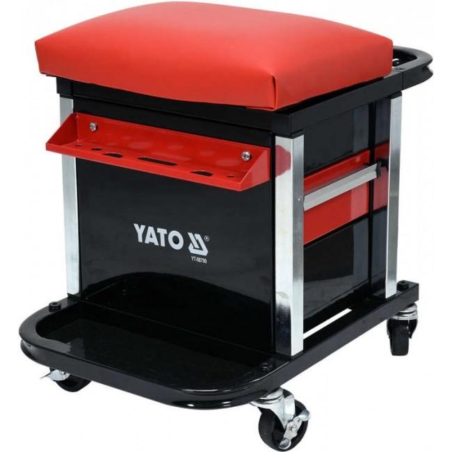 YT-08790 - TABURET PENTRU ATELIER CU ROTI