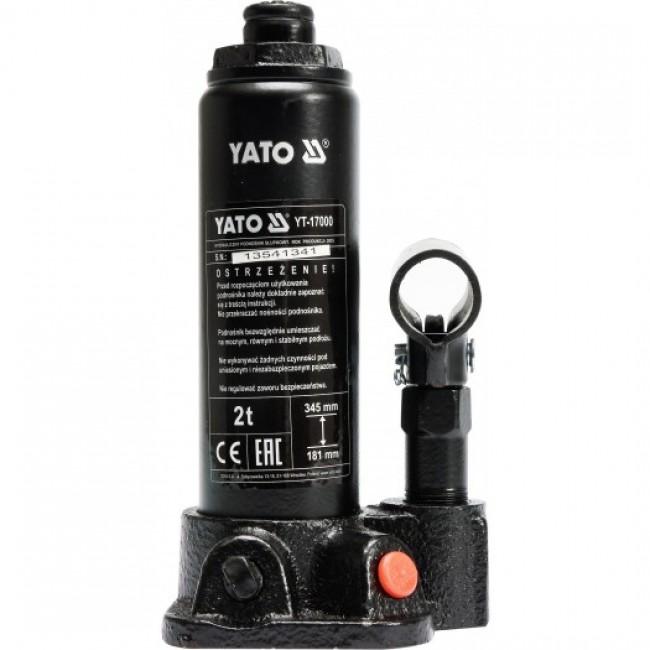 YT-17000 - Cric Hidraulic 2T