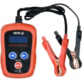 YT-83113 - TESTER ELECTRONIC ACUMULATORI